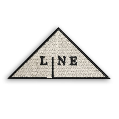 The Line Hotel Iron-On Embroidered Patch for Adams Morgan DC Opening